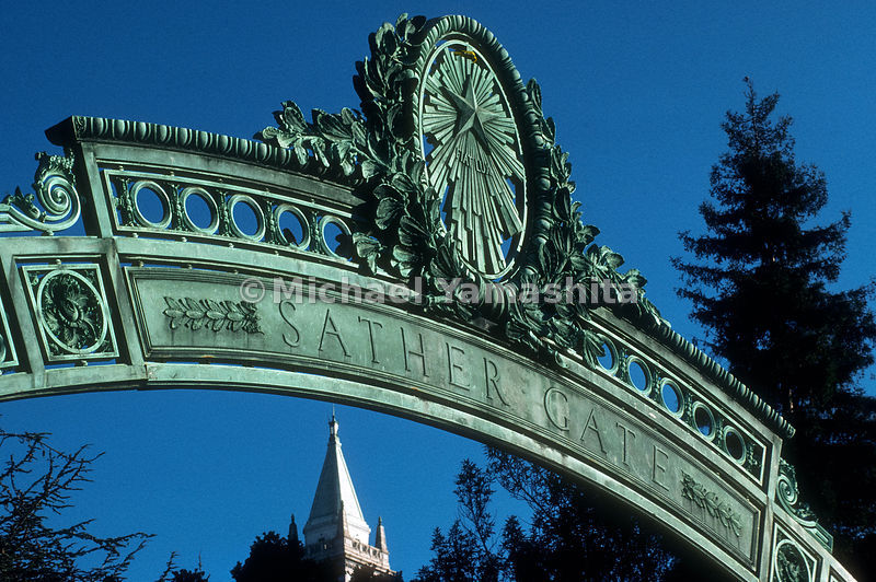 University of California,.Berkeley, California