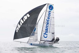Chameleon 1, 18ft Skiff, Euro Grand Prix Sandbanks 2016, 18ft Skiff European Grand Prix, Sandbanks, 20160904527