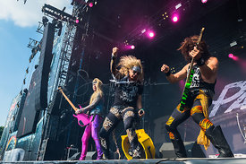 Steel Panther @ Graspop 2017