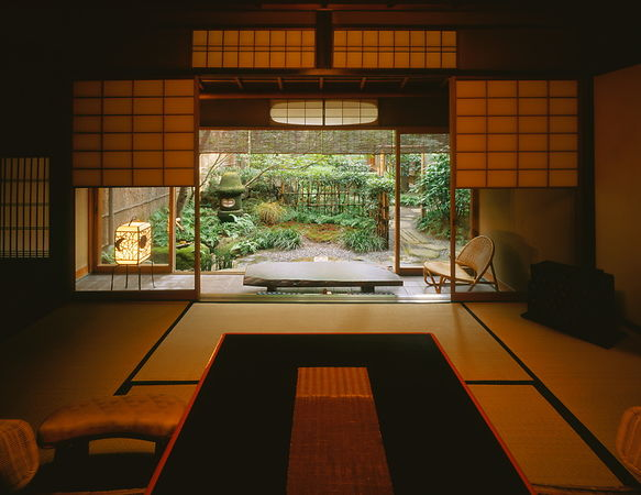 JAPAN: TRADITIONAL ARCHITECTURE