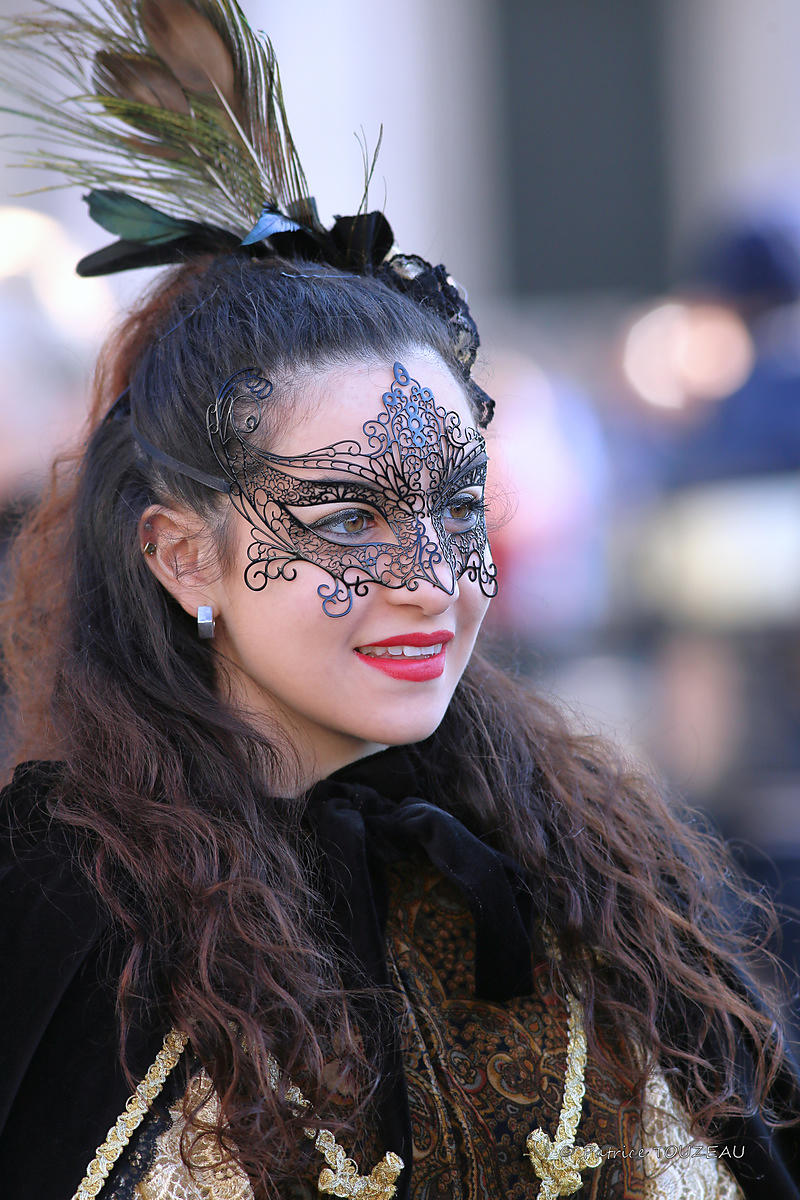 Photos of Venice carnival