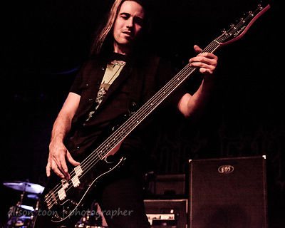 Jason Klein, bass, Butcher Babies