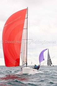 Mini Mayhem, GBR9063T, Melges 24, Weymouth Regatta 2018, 201809081292.