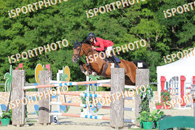 NASTICKY Viliam Jun. (SVK) and SABRINA during LAKE ARENA - The Equestrian Springbreak, CSI1*, Big Tour, 140 cm, 2017 June 11 ...