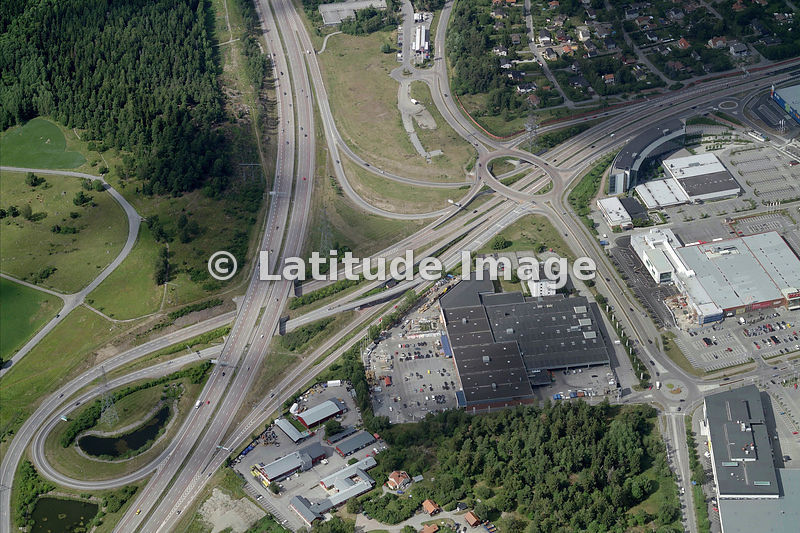 Road Junction, Sollentuna