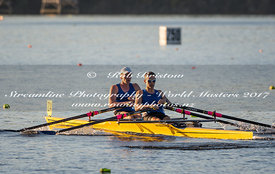 Taken during the World Masters Games - Rowing, Lake Karapiro, Cambridge, New Zealand; Tuesday April 25, 2017:   6575 -- 20170...