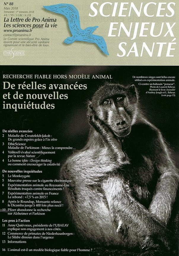 Sciences Enjeux Santé (France) - March 2018