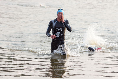 Iowa's Best Dam Tri, September 16, 2012