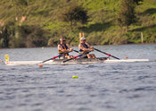 Taken during the World Masters Games - Rowing, Lake Karapiro, Cambridge, New Zealand; Tuesday April 25, 2017:   5798 -- 20170...