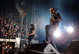 Hoopla - Volbeat, US Cellular Center, Sept 20, 2014