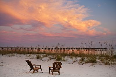Pensacola Beach Chairs #2