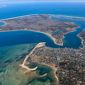 Edgartown, Chappaquiddick Island, And Katama Bay, Martha's Vineyard