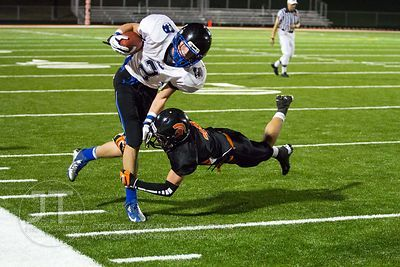 Crestwood vs Solon First Round Playoffs Prep Football, October 24, 2012