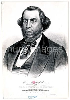 Hon. Herschel V. Johnson Democratic candidate for vice president of the United States c 1860