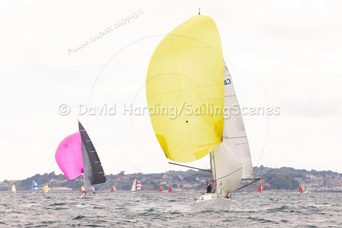 58 Degrees North, FRA37443, Archambault A31, Weymouth Regatta 2018, 201809081396.