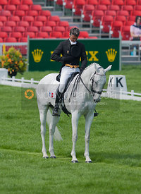 Karim Laghouag (FRA) and Havenir D'Azac - Dressage