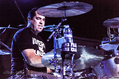 Jason Weisker, drums, Some Fear None