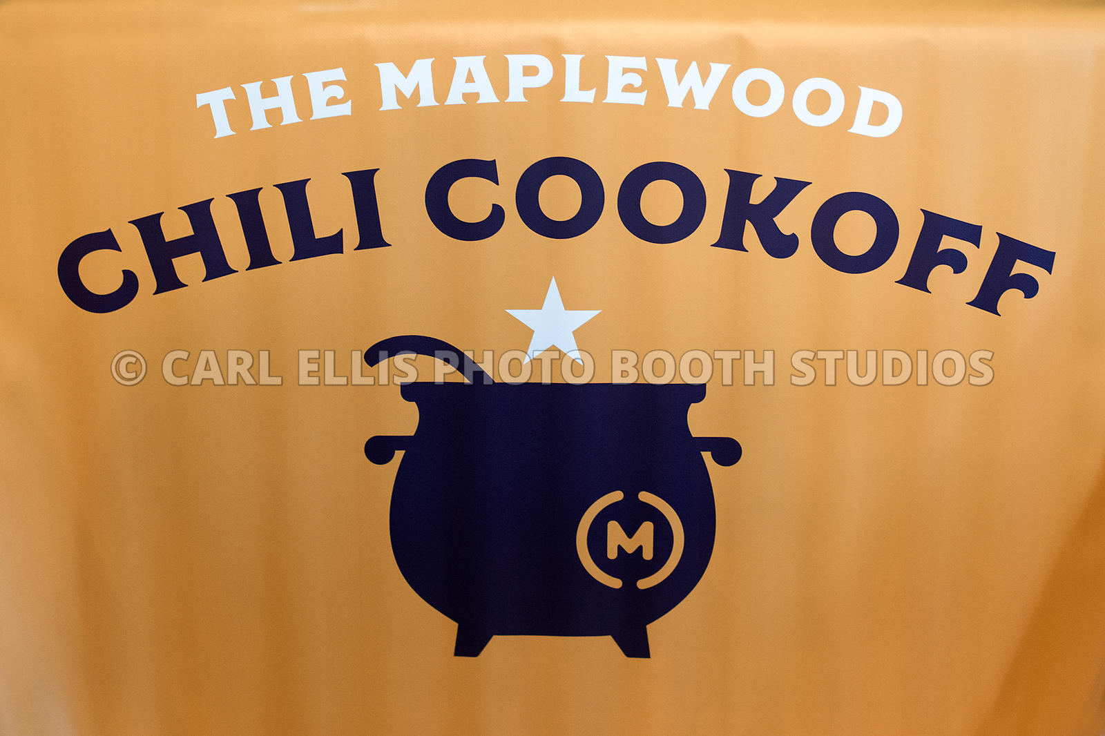First annual Maplewood Chili Cookoff