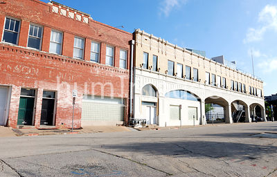 Dallas Stock Photos: Old Magnolia Oil building in downtown Dallas