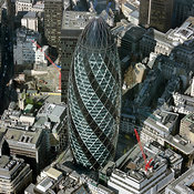 30 st Mary Axe, The Gherkin