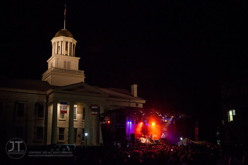 University of Iowa Homecoming 2012