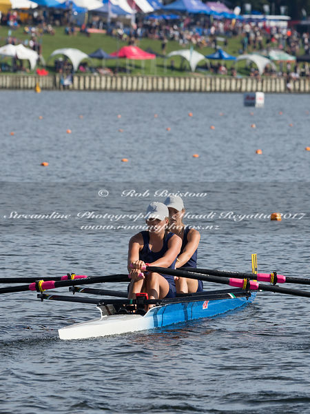 Taken during the NZSSRC - Maadi Cup 2017, Lake Karapiro, Cambridge, New Zealand; ©  Rob Bristow; Frame 2386 - Taken on: Satur...