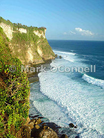 Cliffs at Uluwatu Bali