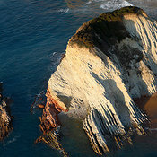 Coastal Rock Formations, Northern Spain