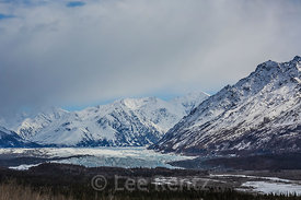 Magnificent View from Matanuska Glacier State Recreation Area