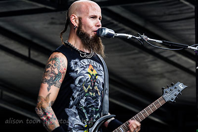 CJ Pierce, guitar, Drowning Pool
