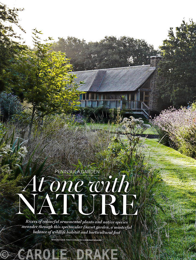 Puddledock Cottage, Homes and Gardens, September 2016