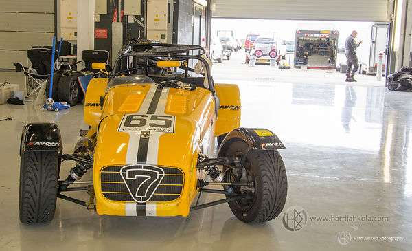 United Kingdom - Silverstone (Caterham Ready)