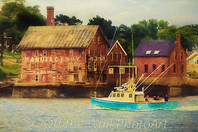 Paint Factory, East Gloucester, MA