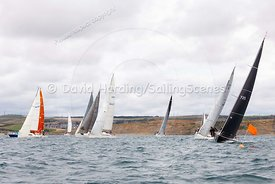 Bengal Magic, IRL725, J35, Weymouth Regatta 2018, 20180908869.