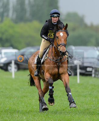 Piggy French and COOLEY MONSOON - Rockingham International Horse Trials 2017