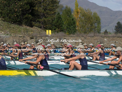Taken during the Maadi Cup Regatta 2018, Lake Ruataniwha, Twizel, New Zealand; ©  Rob Bristow; Frame 0033 - Taken on: Tuesday...
