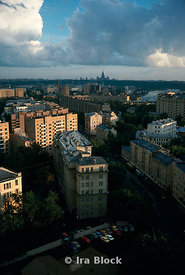Buildings, Moscow, Russia