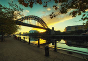 River Tyne Sunrise.