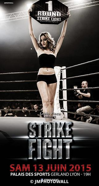 affiche_Strike_Fight_II_1