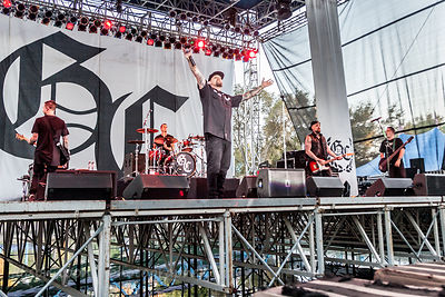 Good Charlotte, California State Fair, Sacramento
