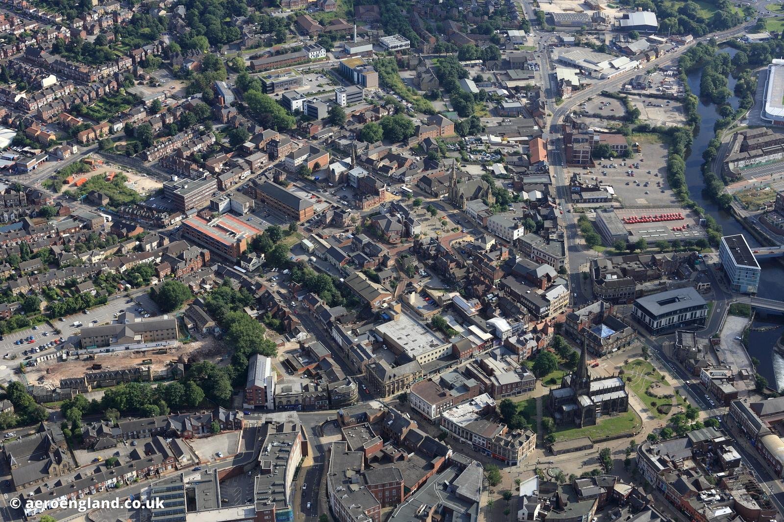 Rotherham, South Yorkshire