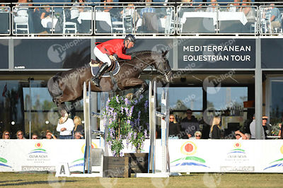 Ottens Hans-Jorn (GER) and CASH