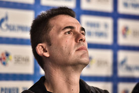 Raul GONZALES of Vardar during the Final Tournament - Final Four - SEHA - Gazprom league, Finals press conference Varazdin, C...