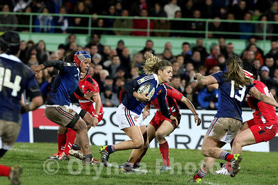 VI Nations FŽminines France / Pays de Galles