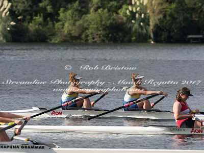 Taken during the NZSSRC - Maadi Cup 2017, Lake Karapiro, Cambridge, New Zealand; ©  Rob Bristow; Frame 371 - Taken on: Thursday - 30/03/2017-  at 16:30.16