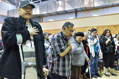 Deeply affected by the crisis of suicides shaking the Attawapiskat community in Northern Ontario, the Cree of Eeyou Istchee s...