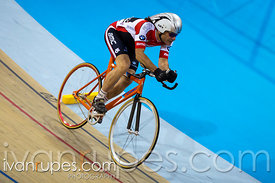 Master B Time Trial. 2015 Canadian Track Championships, October 9, 2015