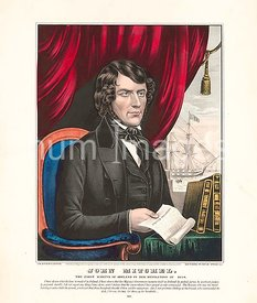 John Mitchel - the first martyr of Ireland in her revolution of 1848