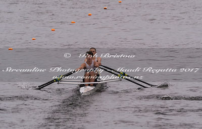 Taken during the NZSSRC - Maadi Cup 2017, Lake Karapiro, Cambridge, New Zealand; ©  Rob Bristow; Frame 600 - Taken on: Friday - 31/03/2017-  at 09:02.45