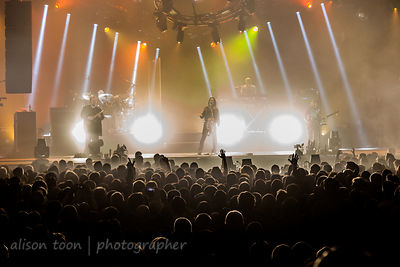 Marillion, Anoraknophobia evening, PZ, 2015